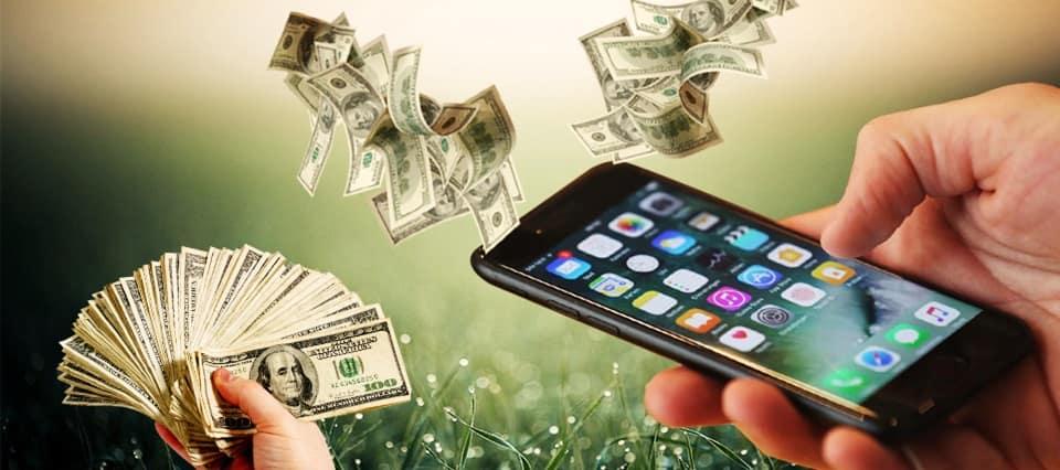 درآمد تعمیرات موبایل
