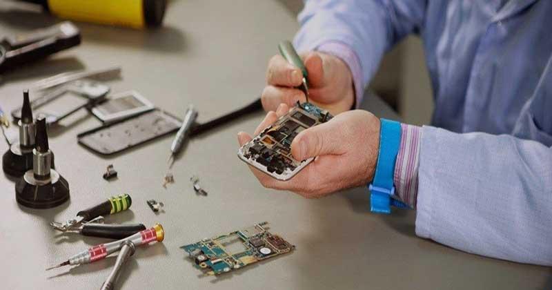 ابزار کار تعمیرات موبایل