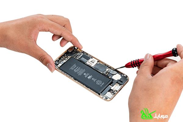 روش صحیح باز و بسته کردن گوشی های هوشمند | آموزش تعمیرات موبایل | موبایل کالج