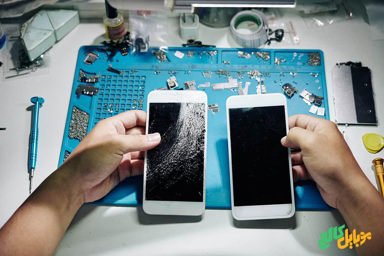 گوشی جدید یا تعمیری؟