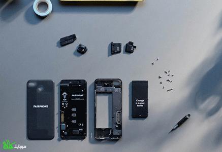تعمیر باطری موبایل